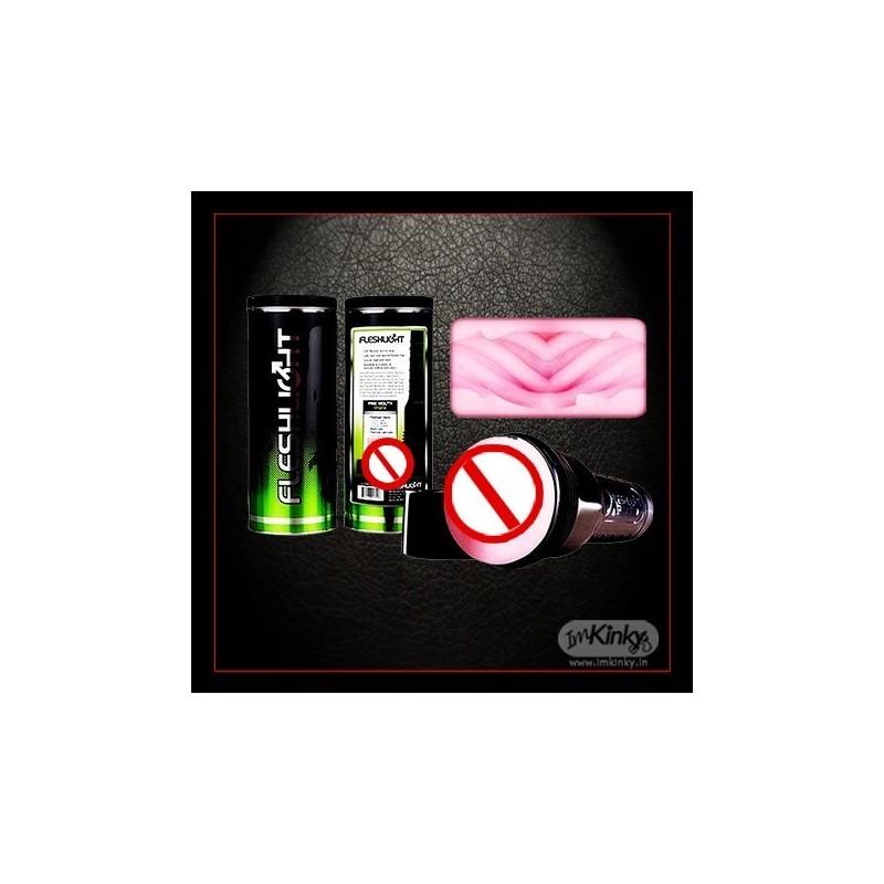 Pink Mouth Vortex Original USA-Male Stroker MS-003