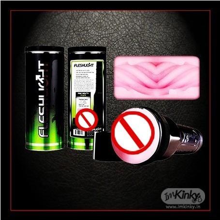 FLAASHLIGHT Pink Mouth Vortex Original USA Dong Masssager FM-003