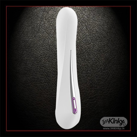OVO F9 White Vibe Massager LXV-026