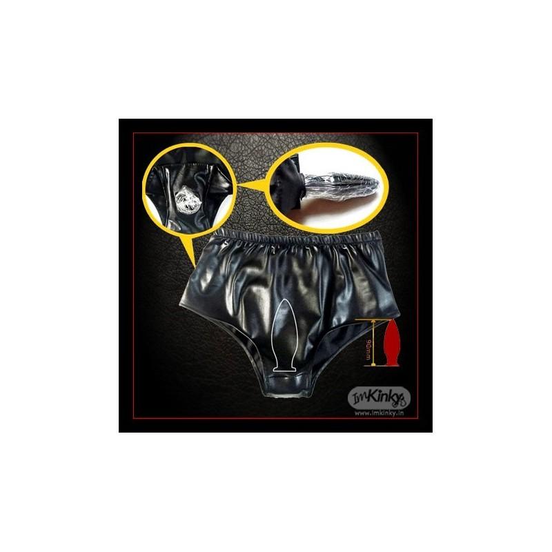 Female Silicone Underwear DV-001