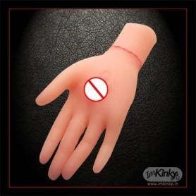 Jade Hand Pum-Pum Male Tosser MMT-021