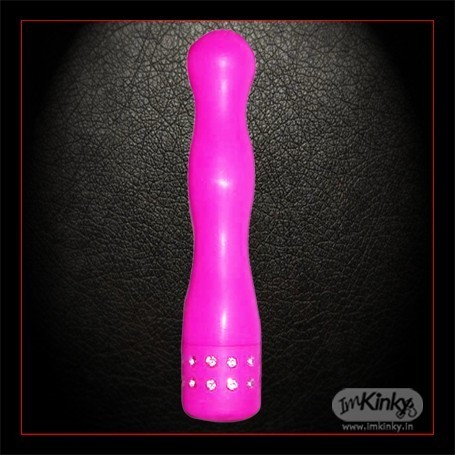 Diamond Queen Luxury Vibrator LXV-003