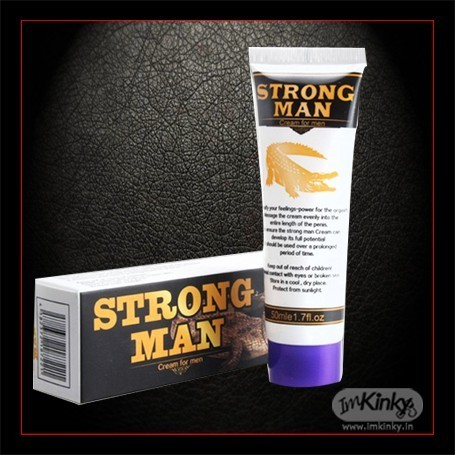 Strong Man XXL Big Dong Enlargement Cream PEC-008