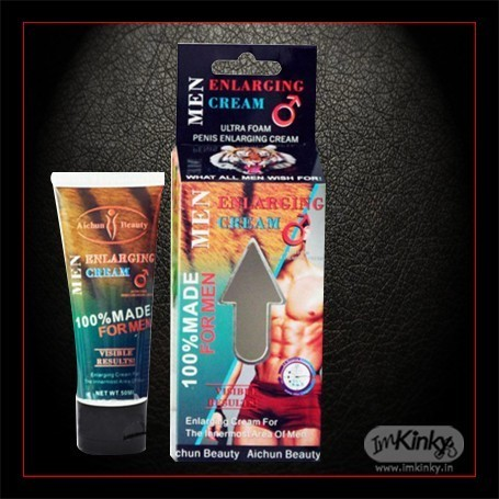 Ultra Foam Enlarging Cream For Men PEC-010