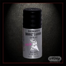 Reman's Dooz 14000 Delay Spray For Men-Original DTZ-003