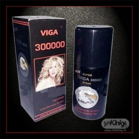 Super Viga 300000 Men Long Time Delay Spray DTZ-011