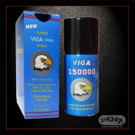 Super Viga 150000 Men Ejaculation Delay Spray DTZ-016