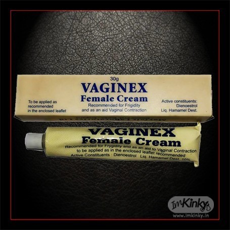 Female Cream 30g Made in England CGS-009