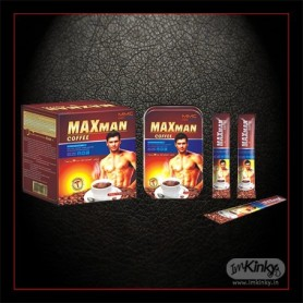 Maxman Coffee Exiting Enhancer for Men HSP-008