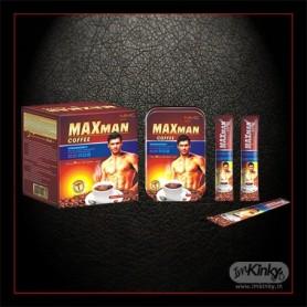 Maxman Coffee Exiting Enhancer for Men HSP-008