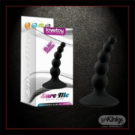 Lure Me Butt Plug By LoveToy AD-022