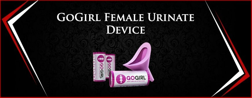 Branded Gogirl Female Urinate Device & Sex Toys Available In Gwalior